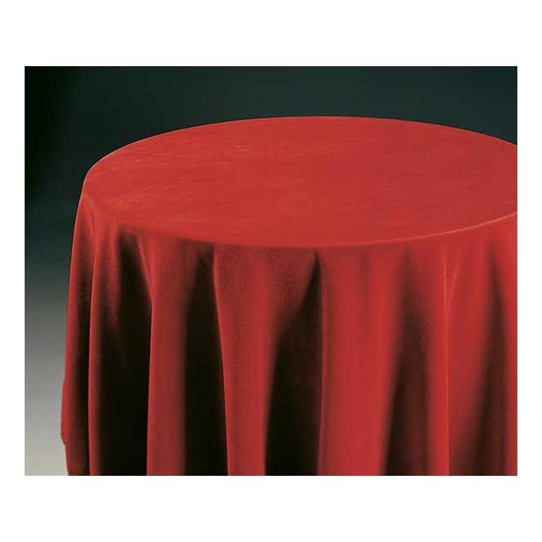 Falda mesa camilla redonda ovalda star mora - Mesas camillas redondas ...