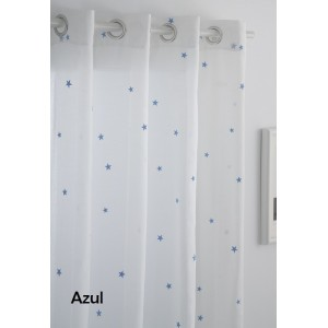 VISILLO STARS Azul - SANSA KIDS | Softdreams
