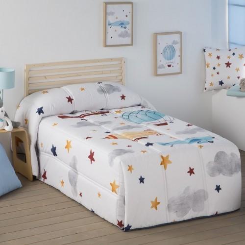 Edredón Conforter AVIONES Ilustrando Tus Sueños   Softdreams