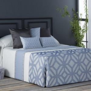 Edredón Conforter CUNEO Orian - Azul