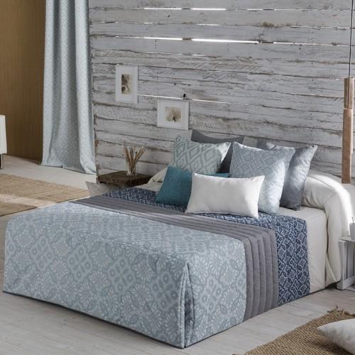 Edredón Conforter TRIPOLI Orian Azul