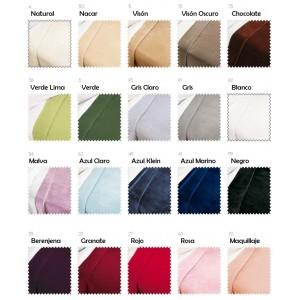 Manta gofrada 5659 - Colores