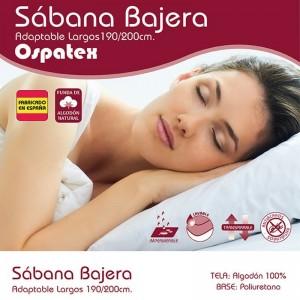 Sábana bajera Impermeable OSPATEX