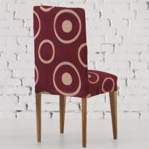 Fundas de silla con respaldo MARBELLA (Pack de 2)