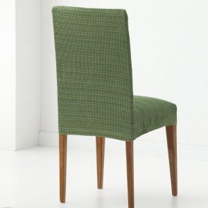Fundas de silla con respaldo RUSTICA (Pack de 2)
