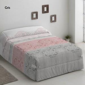 Edredón Conforter NAIMA Camatex GRIS