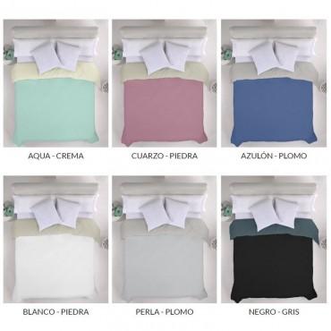 Funda nórdica COMBI 50/50 Bicolor Es-Tela