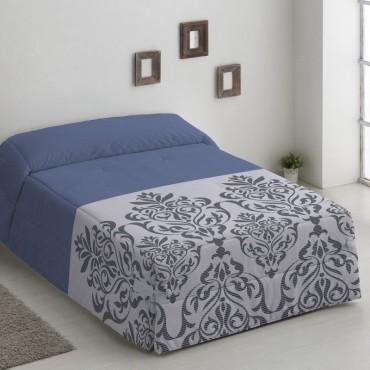 Edredón Conforter XIMENA Camatex Azul