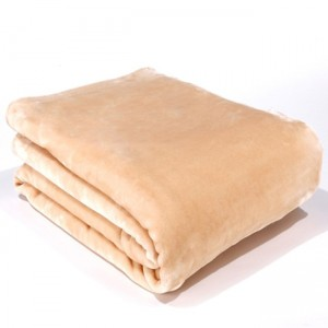 Manta LISA BEIGE B45 Textils Mora