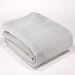 Manta LISA GRIS B45 Textils Mora