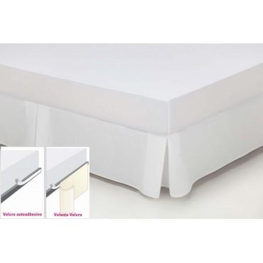 Cubrecanapé Rústico Liso Tipo Velcro Es-Tela