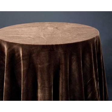 Falda mesa camilla redonda - ovalda STAR Mora