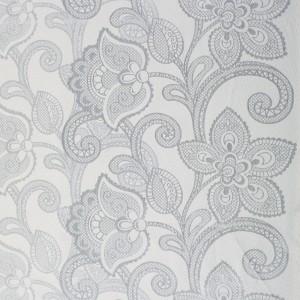 Colcha de verano DANIELA JVR Color Plata