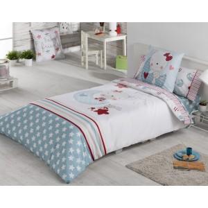 Cojín Moon de Tejidos JVR - Softdreams ropa cama infantil