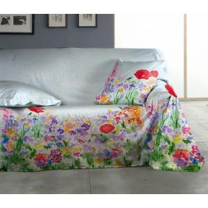 Foulard sofá PAISAJE