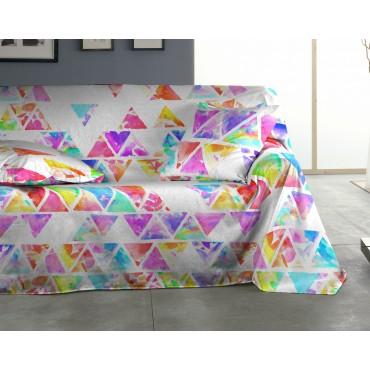 Foulard sofá PIRAMIDE de Martina Home