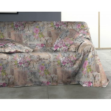 Foulard sofá ROMANTIC