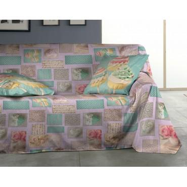 Foulard sofá COOKIES de Martina Home