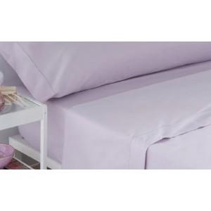 Sábana encimera lisa algodón  BASIC Revert