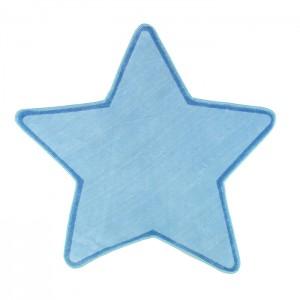 Alfombra Infantil G13 Mora Azul  Softdreams
