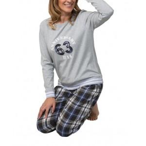 Pijama algodón NURIA de BH